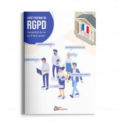 Livret  RGPD, l'essentiel de ce qu'il faut savoir