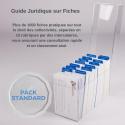 Pack STANDARD Guide Juridique sur Fiches
