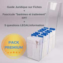 Pack PREMIUM Guide Juridique sur Fiches