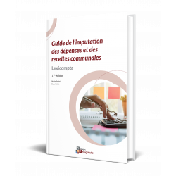 Guide de l'imputation des dépenses et des recettes communales 2020 - Ouvrage