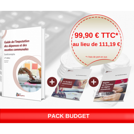 Pack budget