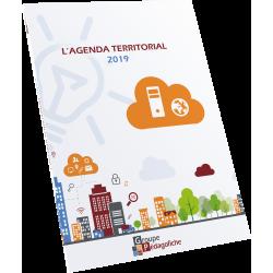 L'Agenda - Aide Mémoire 2019 avec focus juridique numérique