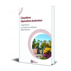 Cimetières - Opérations funéraires